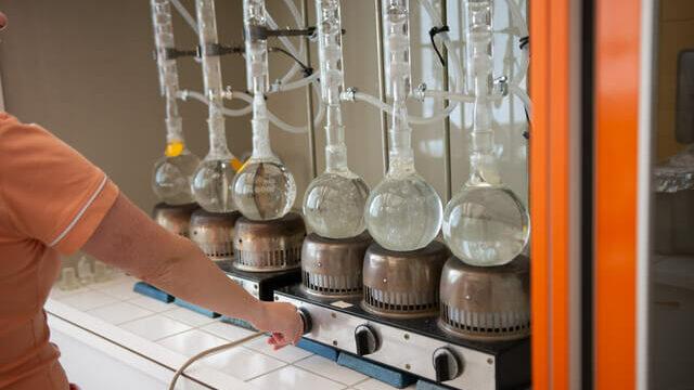 skúšobné laboratória VÚSAPL